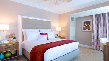 Margaritaville Resort Casino Premium King Hotel Room